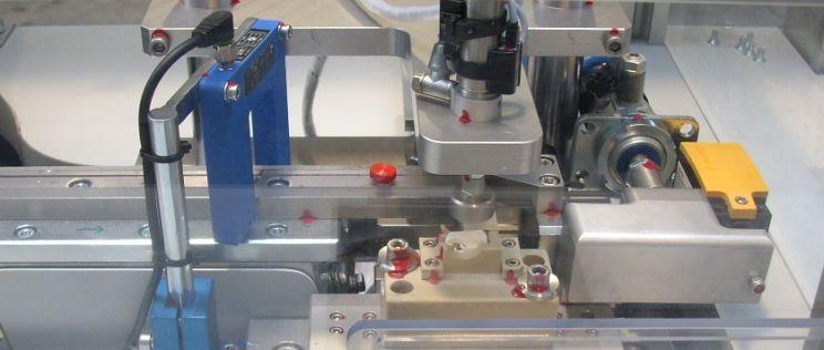 Montagetechnik Konstruktion Puffersysteme Prüftechnik